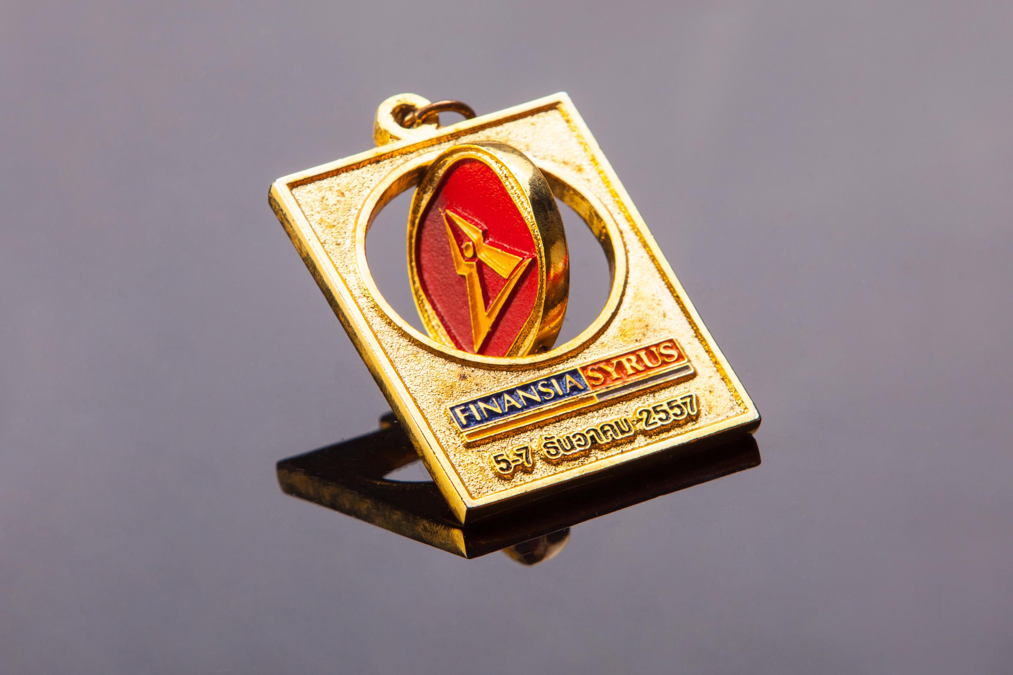 เหรียญตะกั่วหมุนได้ G004