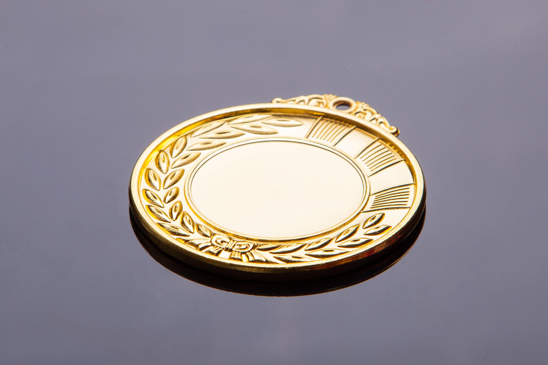 เหรียญรวงข้าว2 ทอง