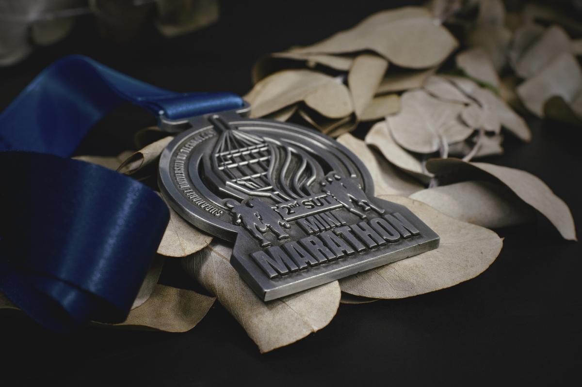 เหรียญ SUT Mini Marathon
